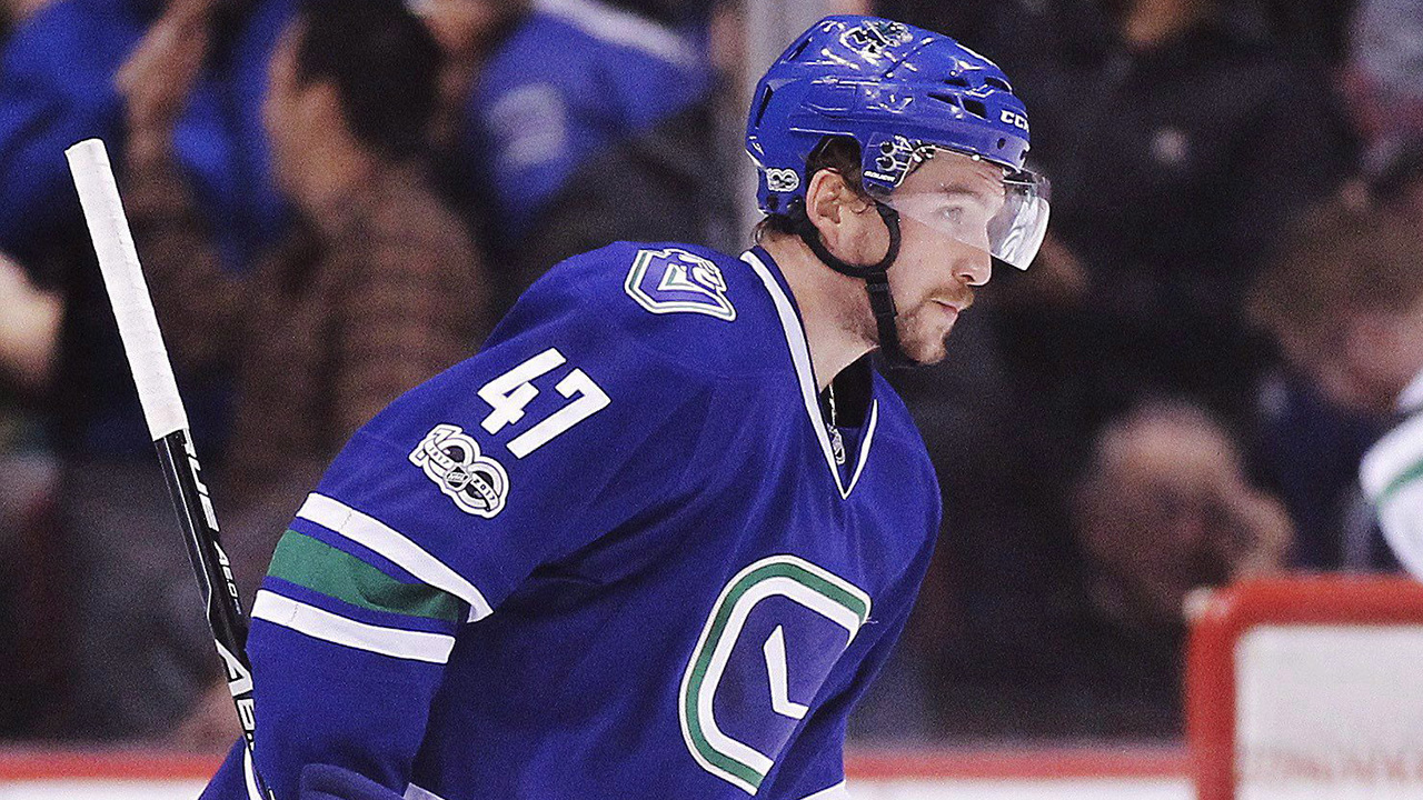 Canucks say Sven Baertschi is opting out of NHL's return