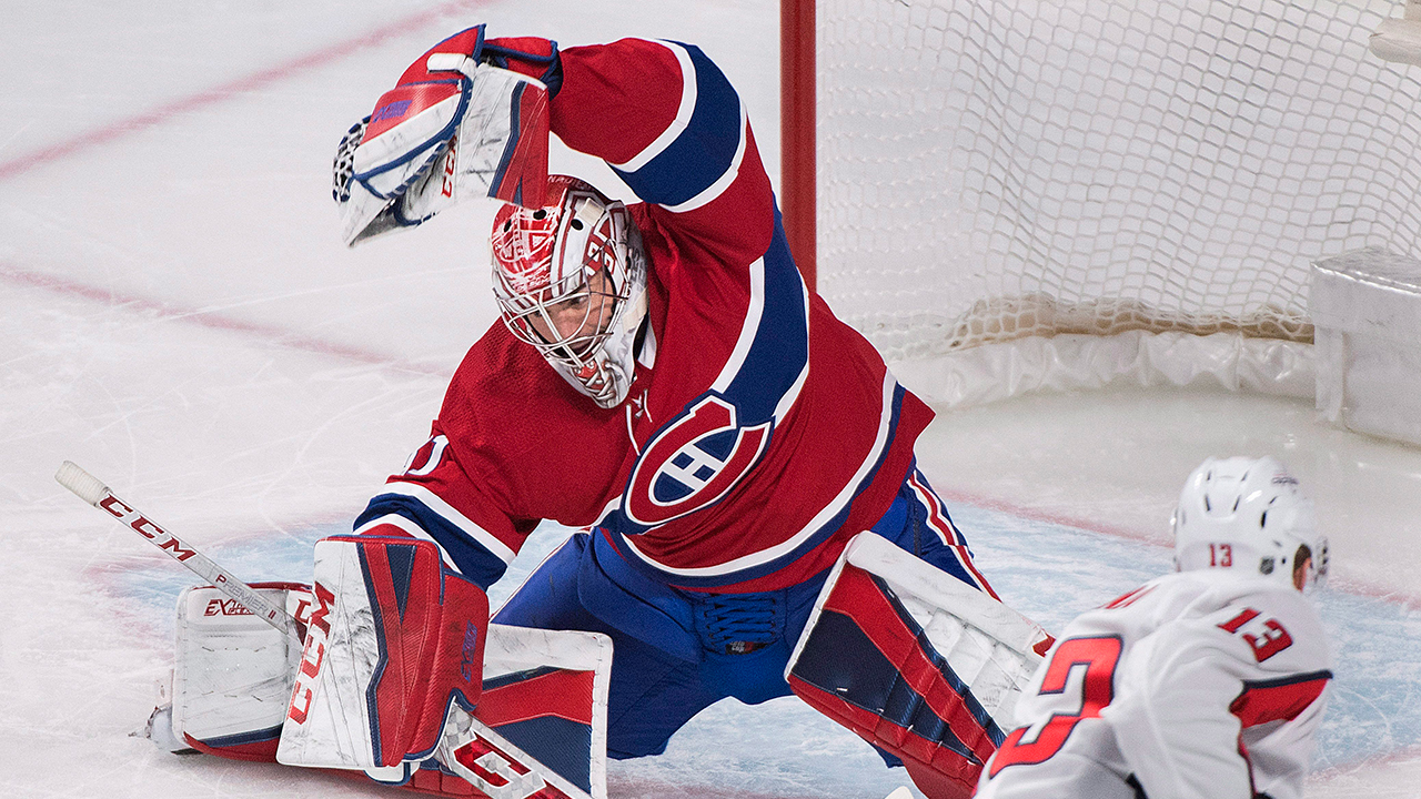 Season Can T End Soon Enough For Carey Price Canadiens Sportsnet Ca
