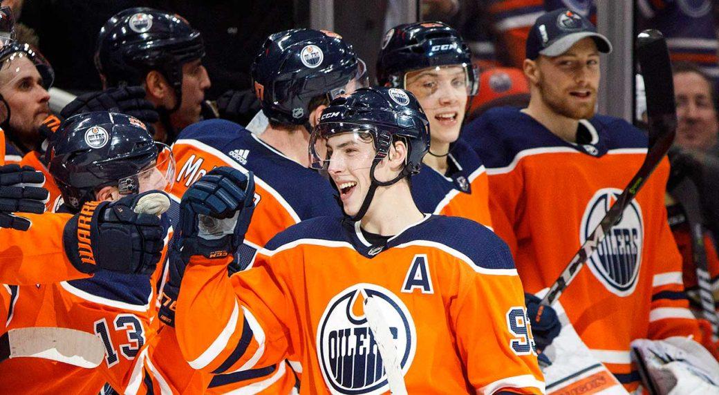 Strength Of Schedule Puts Oilers Nugent Hopkins On Buyer S List