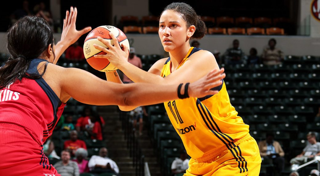 Natalie-Achonwa;-Indian-Fever;-WNBA;-Canada-Basketball