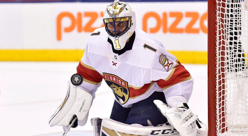 Panthers Activate Roberto Luongo Off Injured Reserve Sportsnet Ca