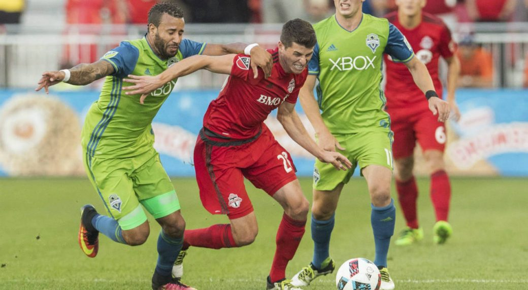 Mark-Bloom-while-playing-for-Toronto-FC.-(Mark-Blinch/CP)