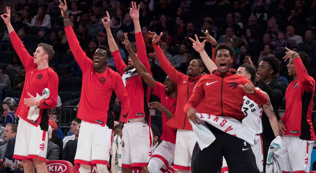 Toronto-Raptors-bench