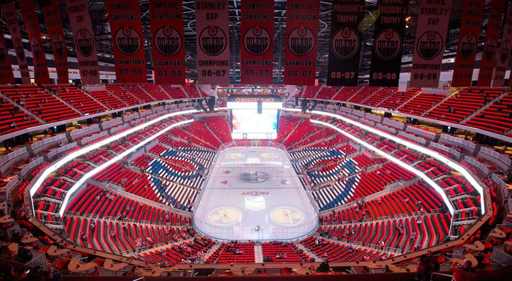 Home-of-the-Edmonton-Oilers,-Rogers-Place