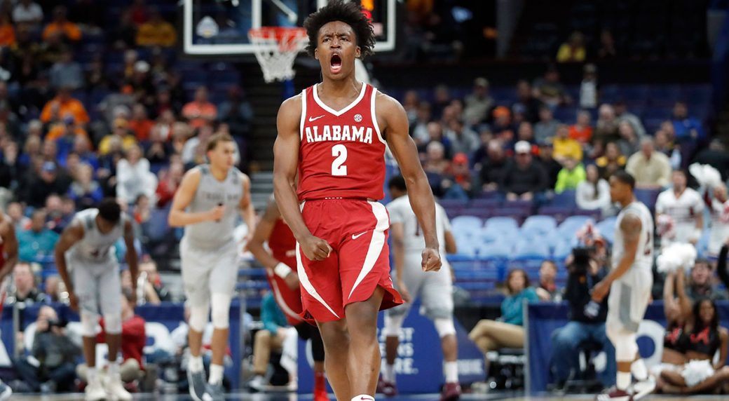 best loved 98d56 93566 Cavs sign top pick Collin Sexton to rookie contract ...