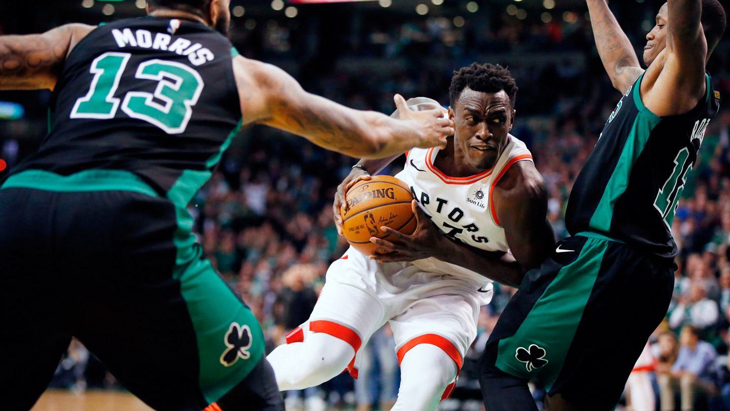 Why Toronto Raptors forward Pascal Siakam's NBA career is unique
