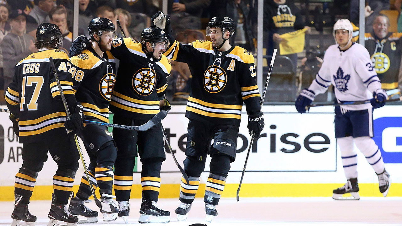 Bruins Beat Maple Leafs In Game 7 Book Ticket To Second Round Sportsnet Ca