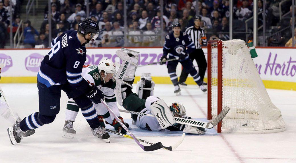 2018 Stanley Cup Playoff Preview Minnesota Wild Vs Winnipeg Jets