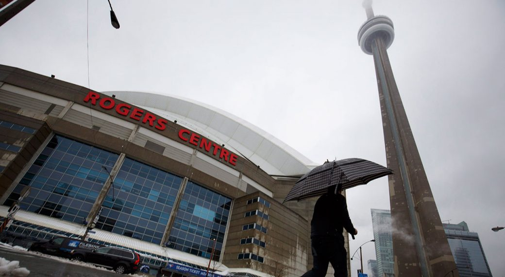 Rogers Centre owner shelves plans for Toronto Blue Jays' stadium amid pandemic
