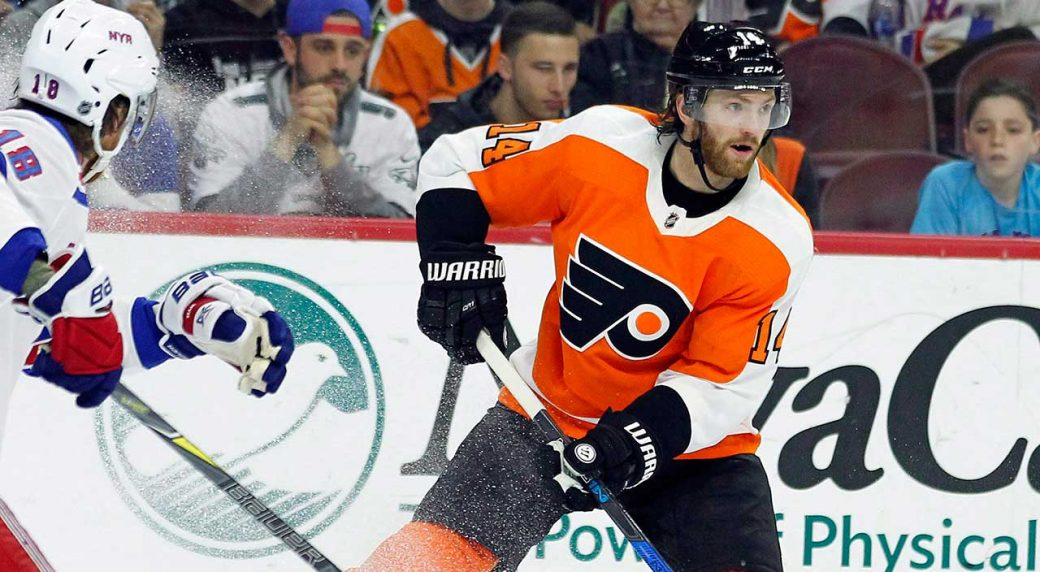 Flyers Couturier Out 4 Weeks With Another Knee Injury Sportsnet Ca