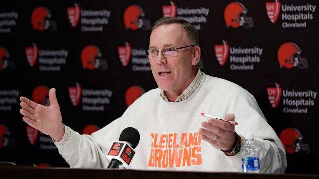 Cleveland-Browns-general-manager-John-Dorsey