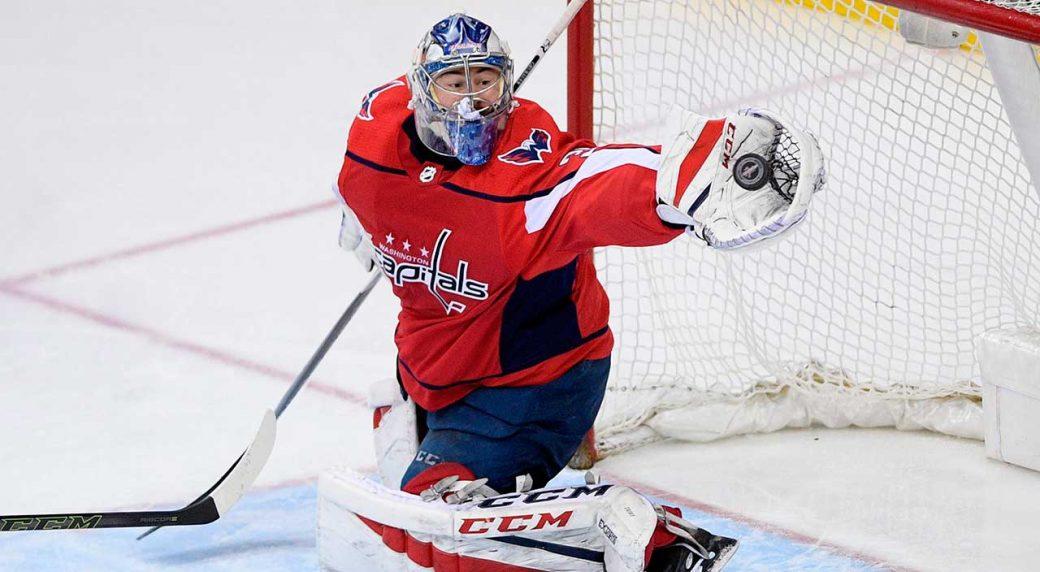 Washington-Capitals-goaltender-Philipp-Grubauer