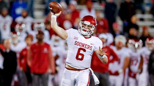Oklahoma-quarterback-Baker-Mayfield