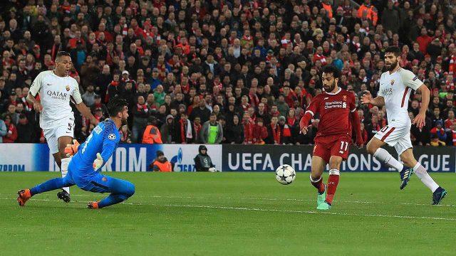 Liverpool's-Mohamed-Salah