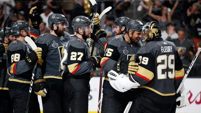 Vegas-Golden-Knights;-Stanley-cup