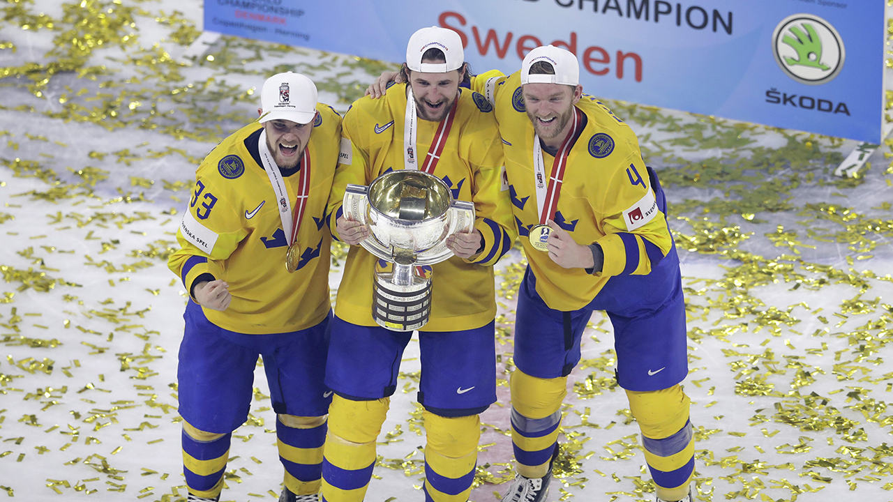 IIHF cancels 2020 World Championship
