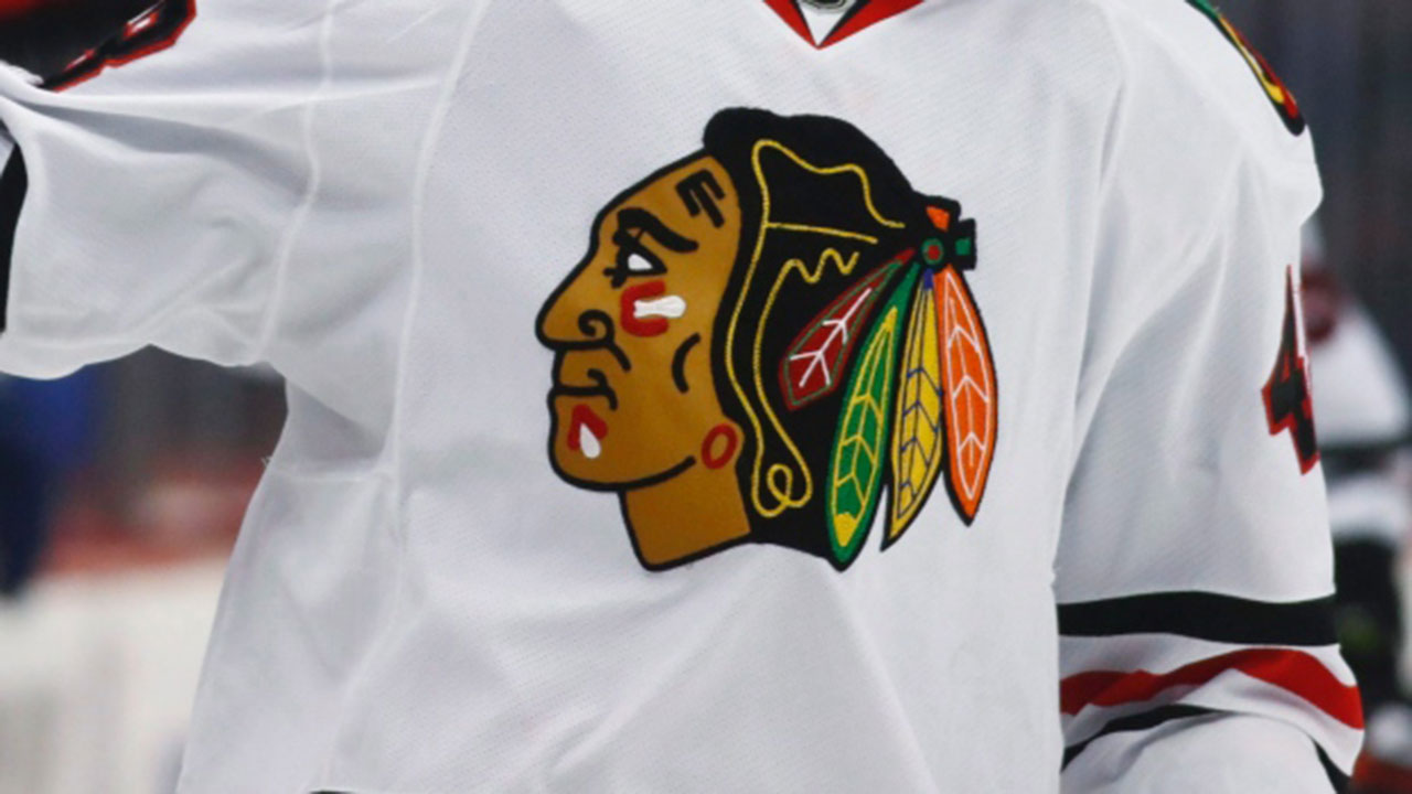 In the latest sports reaction, the Blackhawks ban headdresses from the United Centre