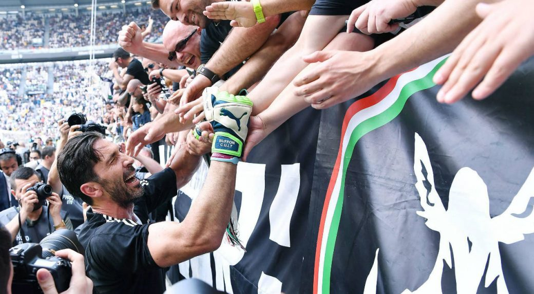Veteran Juventus Captain Buffon Plays Last Match For Team Sportsnet Ca