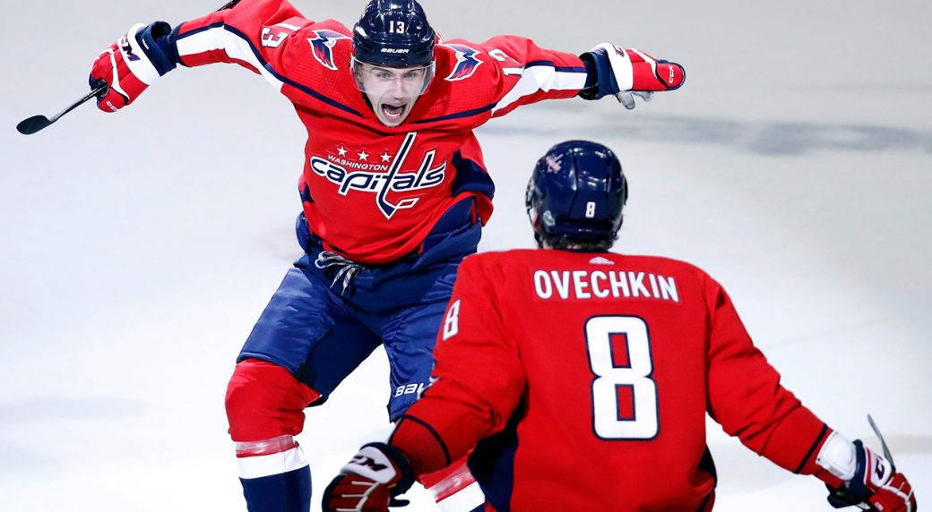more photos ff295 346a4 Why this is the most unlikely Ovechkin-era Capitals team to ...