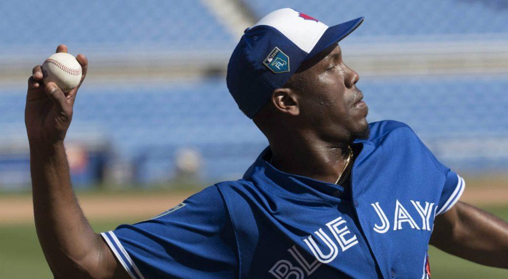 Toronto-Blue-Jays-relief-pitcher-Carlos-Ramirez.-(John-Minchillo/AP)