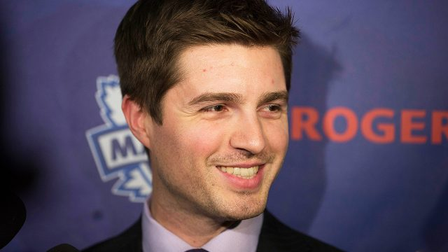 Toronto-Maple-Leafs;-Kyle-Dubas;-General-Manager