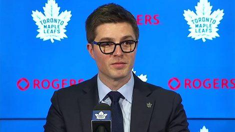 Toronto-Maple-Leafs;-Kyle-Dubas