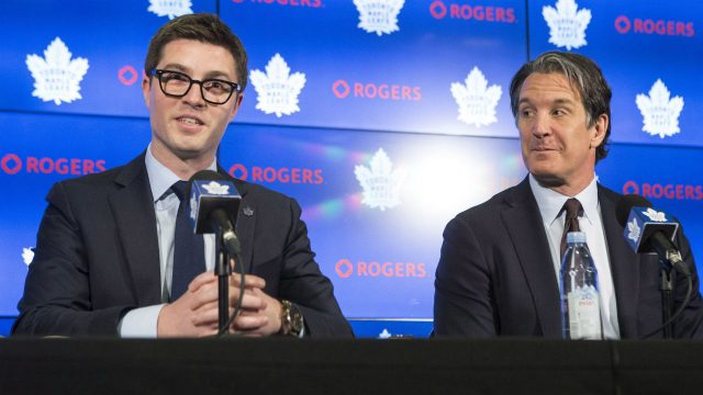maple-leafs-general-manager-kyle-dubas-president-brendan-shanahan