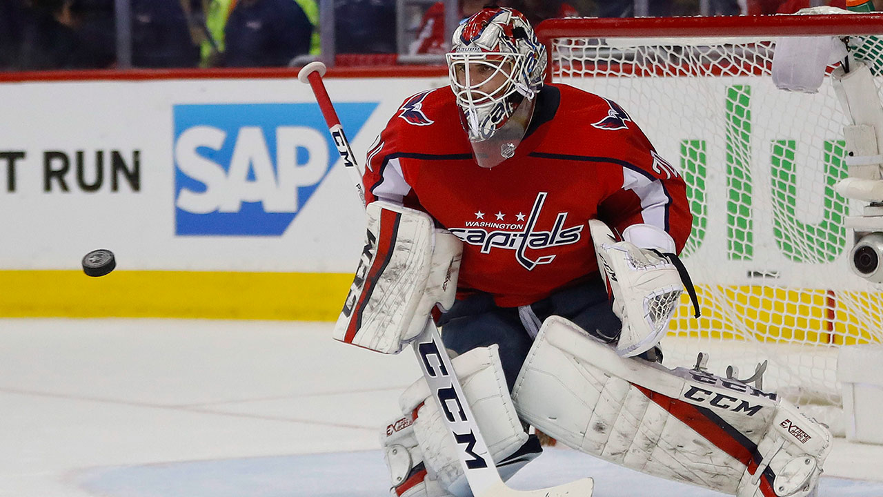 Holtby Signing Gives Canucks Financial Flexibility To Address Blue Line Needs Sportsnet Ca