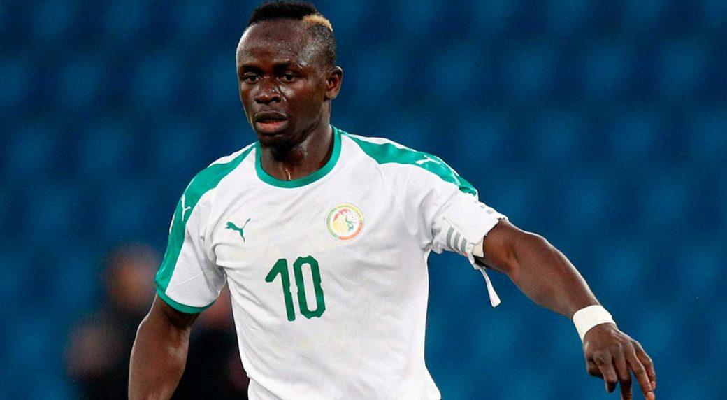 sale retailer 4c3c2 bc3c2 Sadio Mane leads Senegal's 23-man World Cup squad - Sportsnet.ca