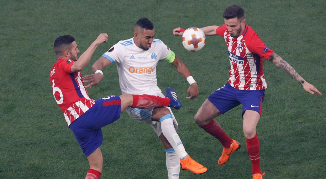 Marseille v Atletico Madrid