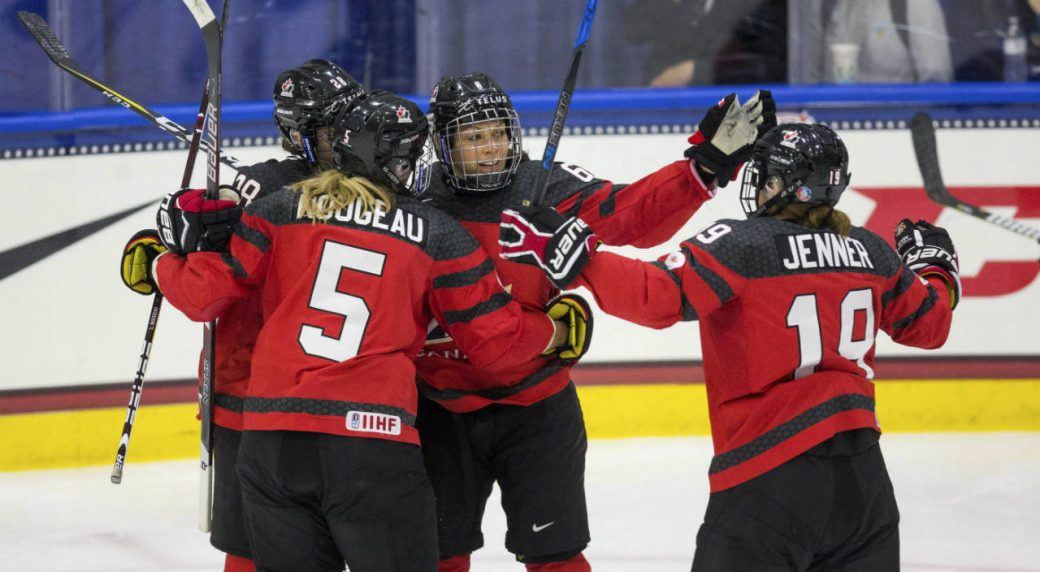Saskatoon To Host Four Nations Cup Women S Hockey Tournament