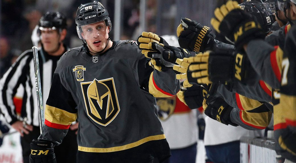 Vegas 'misfits' no more, Golden Knights now expected to win