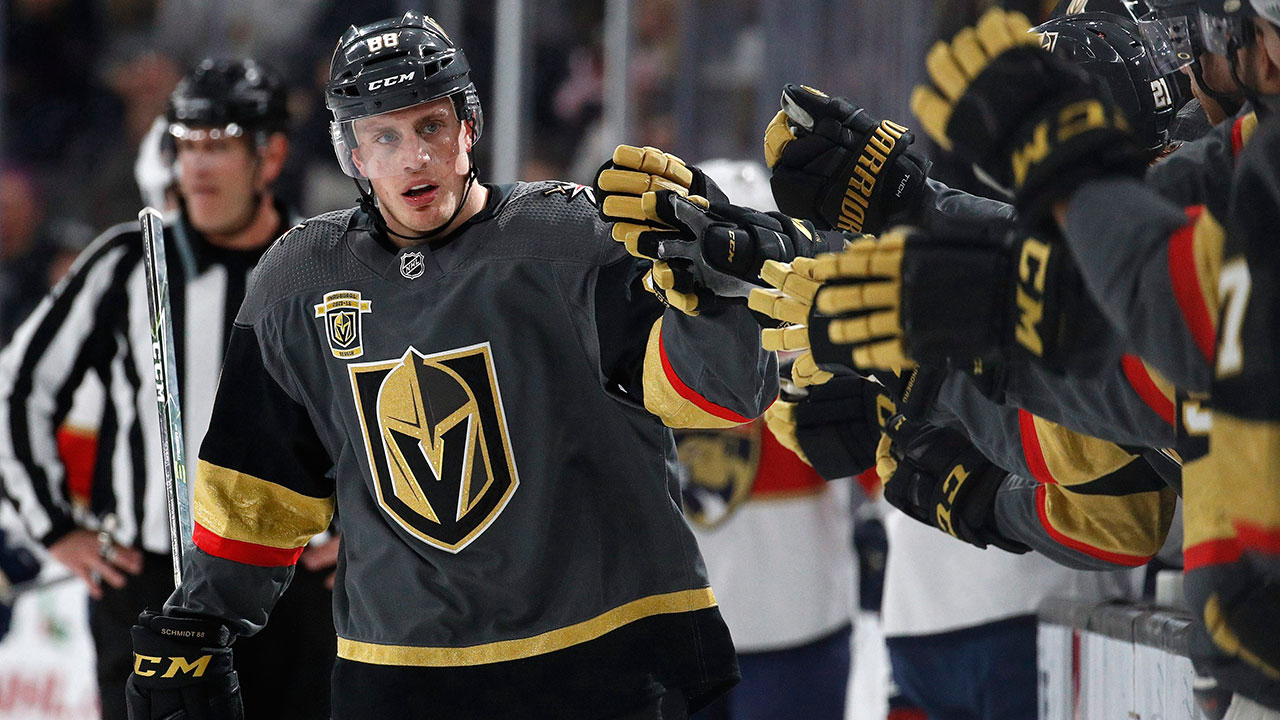 Canucks Acquire Nate Schmidt From Golden Knights For 2022 Third Round Pick Sportsnet Ca
