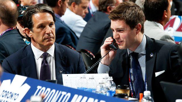 Toronto-Maple-Leafs;-Kyle-Dubas;-Brendan-Shanahan