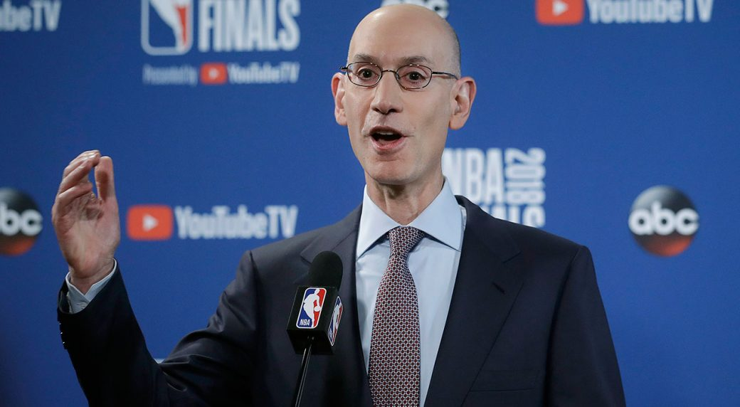 National Basketball Association  seeks better free agent system