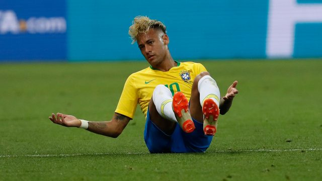 Brazil-Neymar-on-ground-during-World-Cup