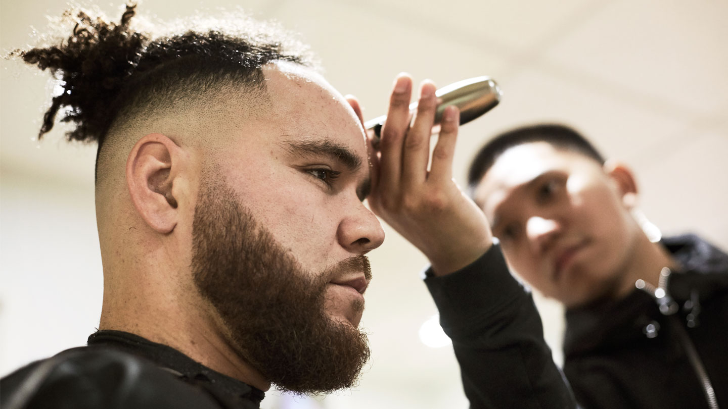 Meet The Barber Who Keeps The Toronto Blue Jays Looking Sharp