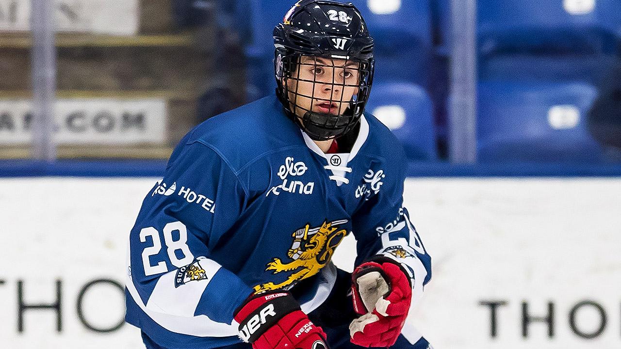 Jesperi-Kotkaniemi;-NHL-Draft;-Finland
