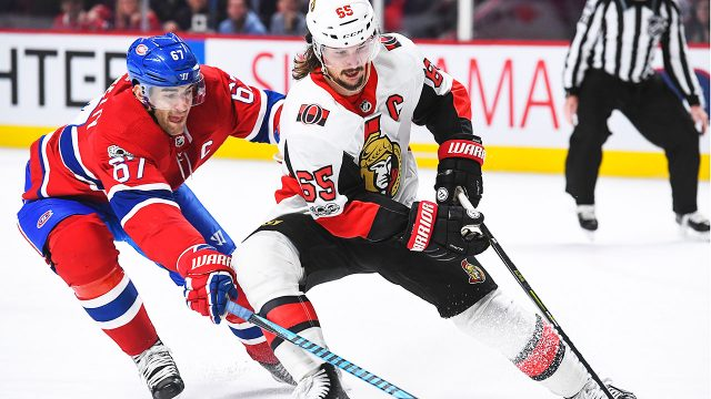 Erik-Karlsson;-Max-Pacioretty;-Montreal-Canadiens;-Ottawa-Senators