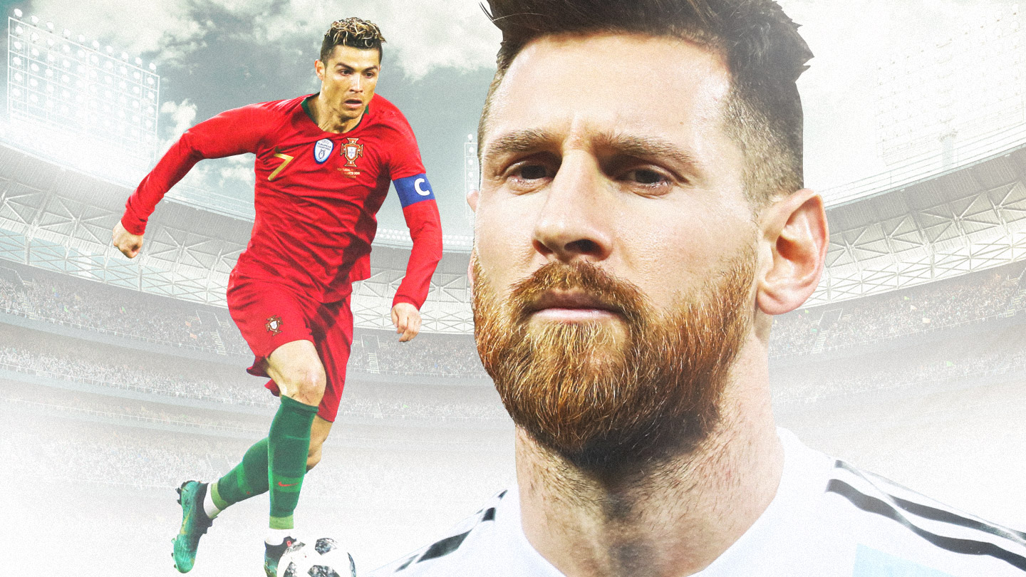 Ronaldo vs  Messi: The case for Messi as the world's greatest player