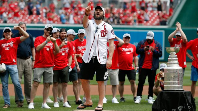 alex-ovechkin-throws-first-pitch-at-washington-nationals-game-with-stanley-cup