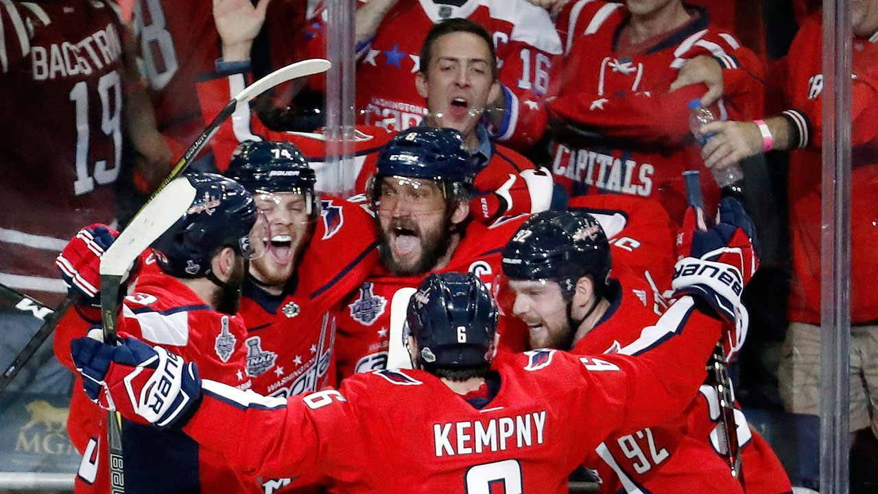 Washington-Capitals;-Stanley-Cup