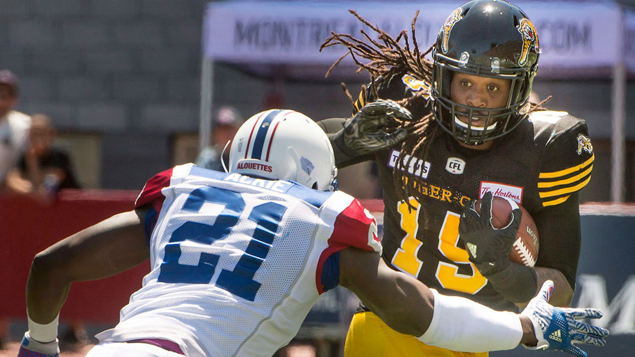 hamilton-ticats-alex-green-jukes-Montreal-Alouettes-Chris-Ackie