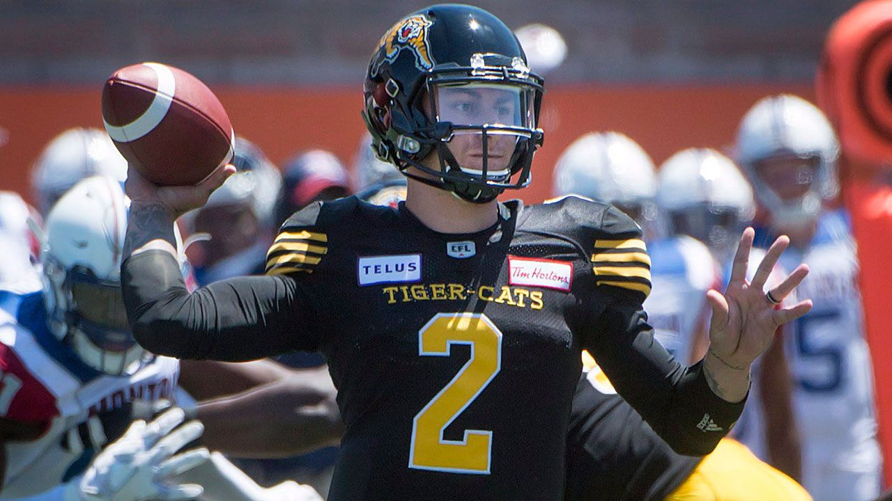 johnny-manziel-throws-pass-for-hamilton-ticats-in-cfl-preseason-game