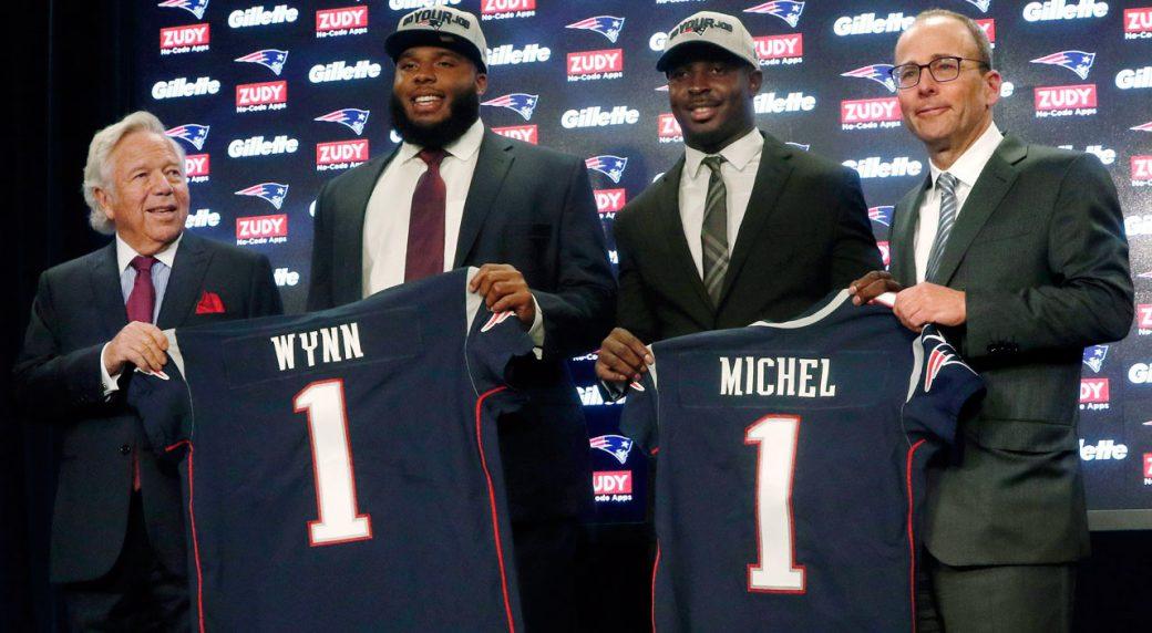 newest 9b7b4 006a9 New England Patriots sign 1st-round draft pick Isaiah Wynn ...