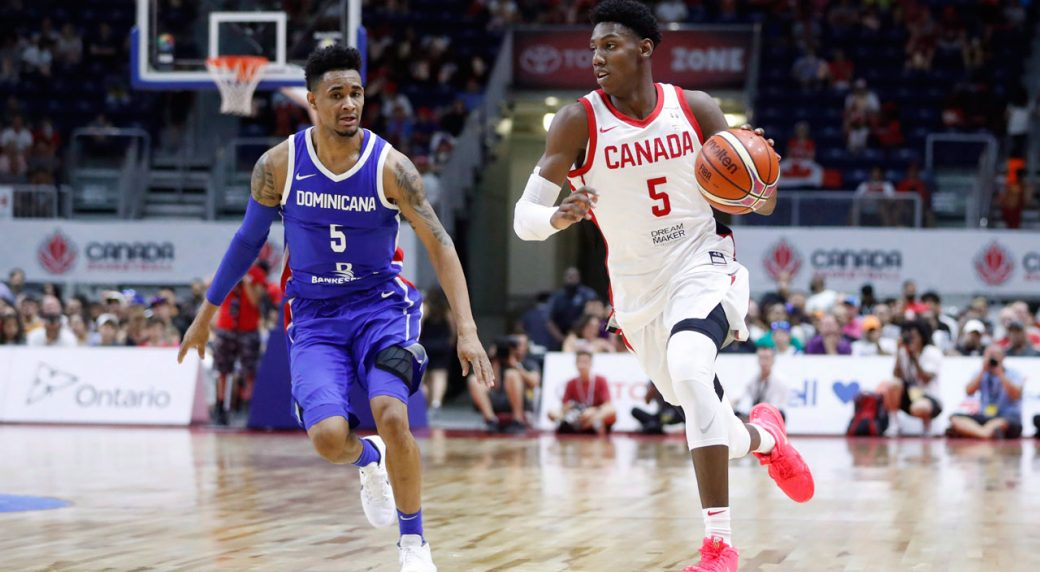 team-canada-r.j.-barrett-dribbles-ball