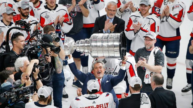 Twitter Reaction: Washington Capitals, Alex Ovechkin win the