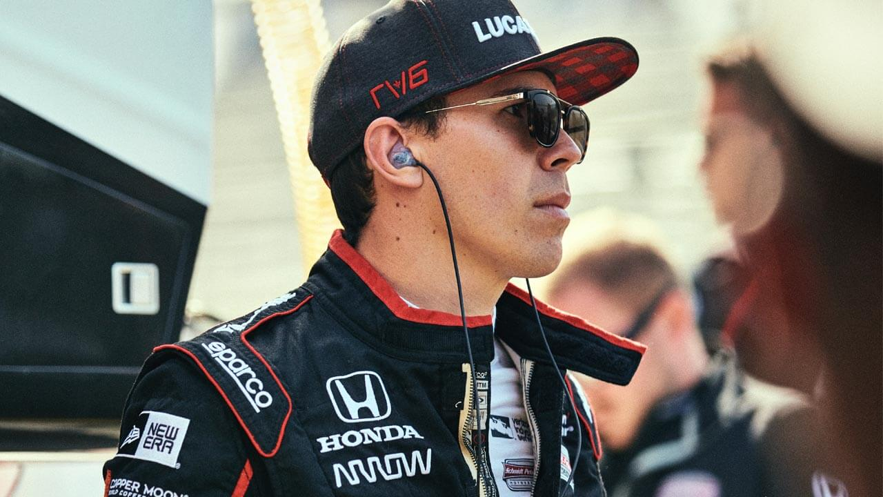 Robert Wickens is ready to prove he's IndyCar's next star