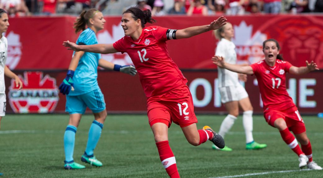 Canada-soccer-Christine-Sinclair