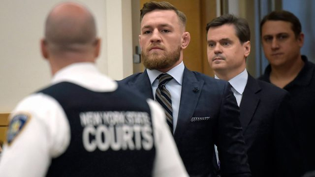 Conor-McGregor-walks-into-Brooklyn-Supreme-Court